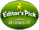 Brothersoft's Editor Choice